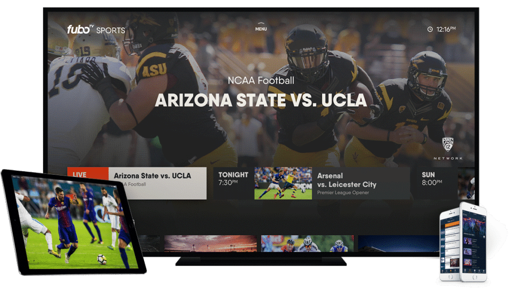 fuboTV - Watch Live Sports Without Cable