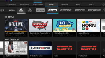 Sling TV Channels, Packages, Pricing and Review - Sling TV vs Fubo TV
