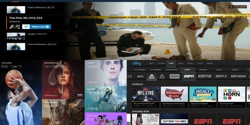 Best Streaming Service For Live TV