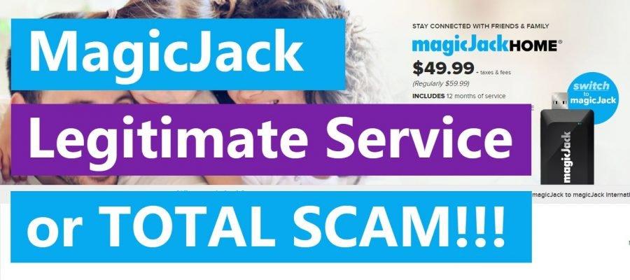 MagicJack Internet Phone Service